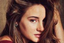 Shailene Woodley / by Elisa Galina