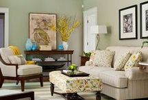 Living Room Design / From colour ideas to room design / by House Decoration Idea