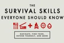 Survival & Bushcraft / ... useful crafting manuals and gadgets for survivalists and preppers...