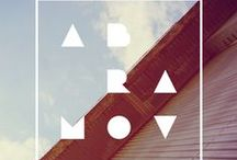 Designer A B R A M O V / www.abramov.pro