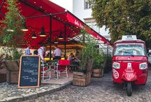 Buda Castle Gastronomic Quarter / 1,5 hour joyride in the city's historical landmarks with an alternative ending where u can choose between 5 premium restaurants in Buda Castle. Welcome drink and suprise canapé is included.