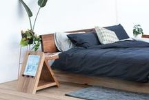 YARD Bedroom Furniture / Bedroom furniture designed and made here in Melbourne at Yard Furniture. All of our products are made from locally sourced recycled hardwoods.