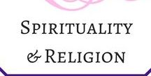 Spirituality and Religion / Learning Ancient wisdom from religion and understanding the importance of spirituality to our holistic health and growth.