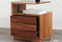 YARD Side Tables / Side tables proudly crafted in Melbourne Australia, from recycled & locally salvaged timbers.