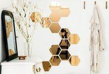 INTERIOR > DECORATION, ORGANIZATION and other rooms / interior einrichtung dekoration decoration diy pretty ideas schön hübsch basteln selbermachen einrichten einrichtung ideen