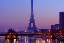 Paris mon amour!  / Paris... the dreamy capital of love and romance!  / by ~Angels & Skulls~