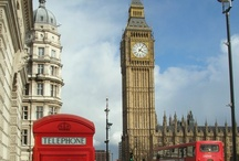 London [Fab] / I dream about visiting London. I'm in love! / by ~Angels & Skulls~
