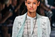 Inspiration summer 2014 / From ready-to-wear Spring Summer 2014 and Spring Couture Collections 2014