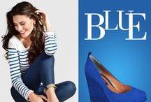 Blue / O azul é o básico do verão! Em diversos tons e texturas, para todas as ocasiões. Coloca os pretinhos de castigo e vai de azul. http://bit.ly/19tl4So