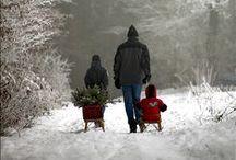 Family Christmas photo shoot ideas/ Julekort fotografering - familie