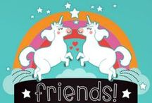 BFF Cards and Gifts / Friends rule. If they didn't, they wouldn't be your friends. Anyway, this board is for friendship cards, quotes and gift ideas. Perfect for besties - or those people you want to be your besties!  / by justWink Cards