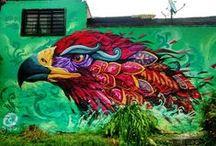 Street art - Grafitti