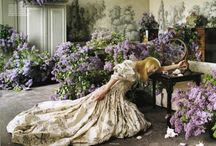 Secret Garden Inspiration / Inspiration for my 2014/2015 Secret Garden Collection.....