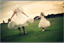 Real Brides by Caroline Chamberlain Couture.... / Some gorgeous shots of my Brides on their big day............