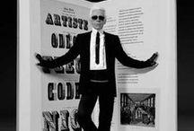Karl Lagerfeld / Mr Karl Lagerfeld