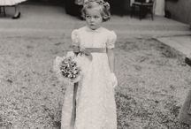 Cute Flower Girl Ideas.... / Cute and quirky ideas for the little ones....