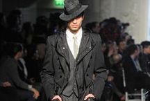For the boys / Great outfits for men - not forgetting the hats