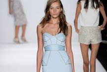 Spring 2015: The dresses / As shown on the fashion shows ready-to-wear 2014