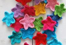 ROCHET, KNITTING & SEWING / Crochet, Knitting, Sewing, Häkeln, Stricken, Nähen, Craft, Handarbeit