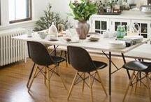 INTERIOR > KITCHEN & DININGROOM > / Kitchen & Diningroom Insipiration / Küche & Esszimmer / Einrichtung