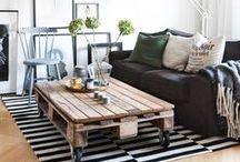 INTERIOR > LIVING ROOM > / INTERIOR Living Room Wohnung Wohnzimmer Einrichtung einrichten Ideas Ideen Inspiration