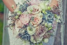 Floral Inspiration / Gorgeous bouquets and all things floral.