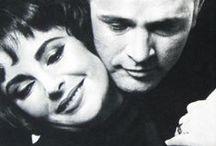 Elizabeth Taylor & Richard Burton / by Rosita Steps