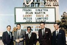 Frank Sinatra, Dean Martin &Co / by Rosita Steps