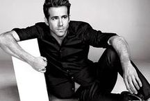 Ryan Reynolds / by Rosita Steps