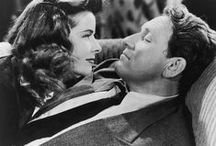 Katharine Hepburn & Spencer Tracy / by Rosita Steps