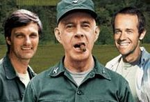 M*A*S*H / by Rosita Steps