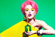 Kooky / Colourful and quirky images