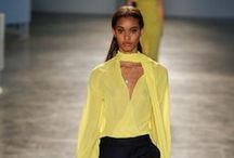 Fall 2016 Sao Paulo / From the fashion shows