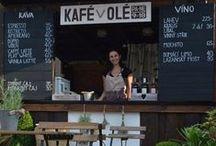 Zahradní kavárnička 2015