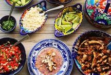 Mexican Food / From Tex-Mex to Baja Style Mexican Shrimp Cocktail you'll find all my spicy favorites here.