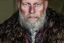vikings and beards