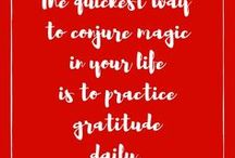 Gratitude Quotes / Gratitude quotes, quotes about gratitude, gratitude practice, thankful.