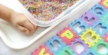 Sensory Bins, Bags, Bottles, Toys, & Play