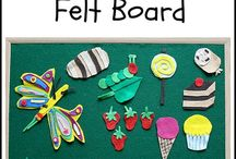 Classroom ideas / Activities and resources for the preschool classroom. Focusing on three to five year old children.  / by Libby Rita