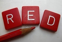 My Favorite Color / RED is Beautiful!!!