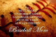 Baseball Stuff / by Pam Dowd