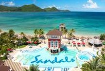 "Sandals Grande St. Lucian / Grand views on its own Peninsula from sea to shining sea! The closest vacation to a picture-perfect postcard! A grand private island estate fronting one of the island's most enviable beaches! Contact Jennifer ""Preferred Sandals & Beaches Resorts Specialist"" for all your  booking needs and wants at (815)210-7596 or lifesatriptravelinc@gmail.com Don't forget to ask about the stay at 1 play at 3!!"