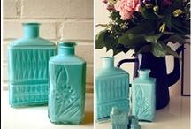 Crafts and Recycling / Idéais artesanais de utilidade e decoração