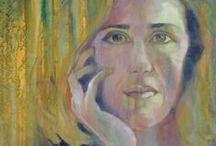 My artworks: portraits