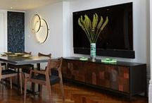 Designed and Made by Rupert Bevan / Bespoke Furniture and Interiors