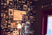 Bedroom ideas / by Emily Martin