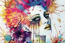 watercolor / by Yamel Yee