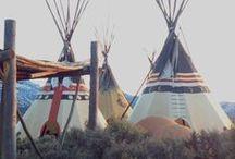 Namioty, tipi i pikniki