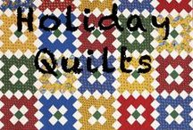 Holiday Quilts / by Quilters Club of America
