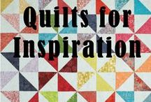 Quilts for Inspiration / by Quilters Club of America